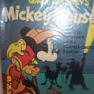 Mickey Mouse Double Cross Ranch 1950 Issue 313