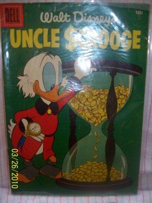 Walt Disney's Uncle Scrooge  Dec-Feb 1956  Issue 12