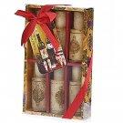 Vineyard Design Wine Cork Candles w/ Merlot Scent Wine Gift Set