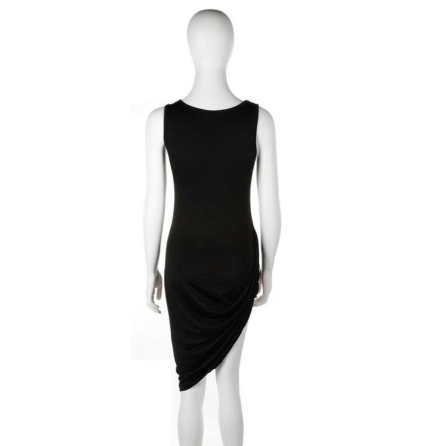 HOT Sexy Women Sleeveless Slim Bodycon Evening Party Club Long Dress #A