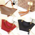 New Lady Women Hobo Shoulder Bag Messenger Purse Satchel Tote Tassel Handbag HS