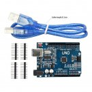 NEW ATmega328P CH340G UNO R3 Board & USB Cable for Arduino DIY H5