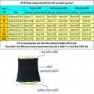 Hot Neoprene Slimming Waist Belts Body Shaper Training Corset Promote Sweat   H5