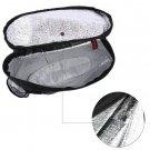 Car Auto Seat Back Multi-Pocket Storage Bag Organizer Holder Travel Hanger HS