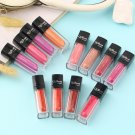 Waterproof Matte liquid lipstick Long Lasting lip gloss Qibest Lipstick   H5