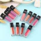 Waterproof Matte liquid lipstick Long Lasting lip gloss Qibest Lipstick   H5
