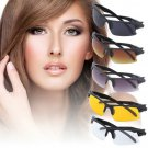 Mens HD Polarized Aviator Sunglasses Outdoor Driving Fishing Glasses Eyewear NEW