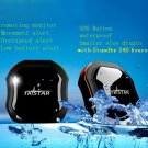 TKSTAR Mini Waterproof GPS Tracker GSM Tracking System for Kids Pets Cars #&
