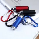 Flashlight Lamp Light Torch Keychain  Fashion and High Quality New #~