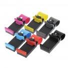 Universal Car Steering Wheel Bike Clip Mount Holder For iphone Phone Samsung  H5