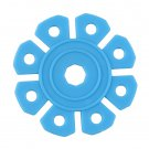 100Pcs Kid Baby Educational Snowflake Toy Creative Building Blocks Multicolor #*
