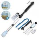 Aquarium Gravel Battery Fish Tank Vacuum Siphon Cleaner Pump Water Filter H5