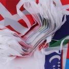 90pcs World Flags Combo National Festival Sports Game Football Bar Decor #*
