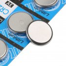 5 x Li-ion 3V CR2032 DL2032 ECR2032 5004LC 3 Volt Button Cell Battery HS