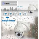 SP008 Onvif WiFi IP Dome Security Network Camera HD 2.8-12mm 5x Optical Zoom @*