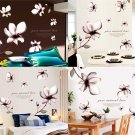 Fantasy Flowers Removable Vinyl Decal Wall Sticker Mural DIY Art Home Decor H5