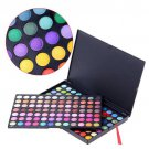 Pro more-Colorful Matte & Shimmer Eyeshadow Makeup Set Palette Cosmetic& brush H