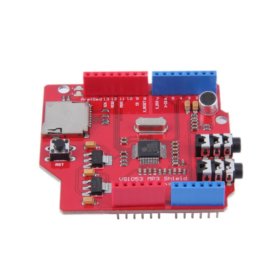 MP3 Recording Module Development Board(On-Board Recording Function) VS1053 #S