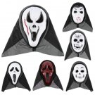 """Terror Ghost Mask Masquerade Halloween Party Fancy Dress Costume Face Mask"" H5"