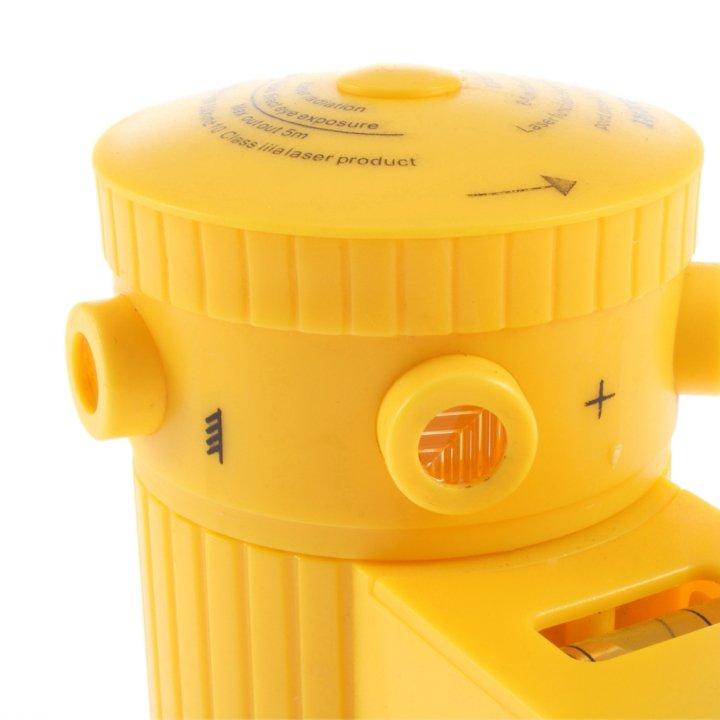 New Plastic Multifunction Laser Level Leveler Tool with Tripod Useful H2