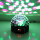 6 Colors LED Crystal Magic Ball Effect Light Disco DJ Stage Party HS