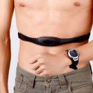 Popular Favor Waterproof Heart Rate Monitor Wireless Chest Strap Sport Watch H5
