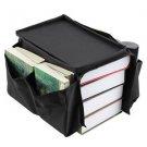 6 Pockets Sofa Couch Arm Rest Tidy Caddy Organizer Storage Case Bag #~