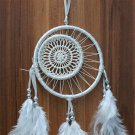 Concentric Circles Feathers Car Wall Hanging Decoration Ornament Home Decor H5