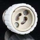 E27 to GU10 Extend Base LED CFL Light Bulb Lamp Adapter Converter Socket #D