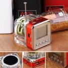 Mini USB Multimedia Speaker Music Player Micro SD TF Card For PC MP3 FM @*