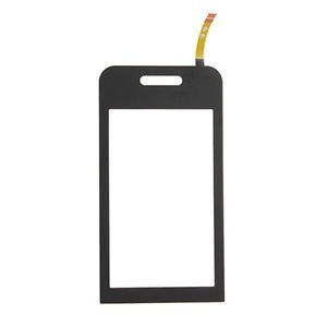 Touch Screen Digitizer Glass Lens Tools for Samsung S5230 S5233 Black H2