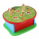 Baby Knocking Toy Whac-A-Mole Kids Play Hamster Intelligence Game Gift #*