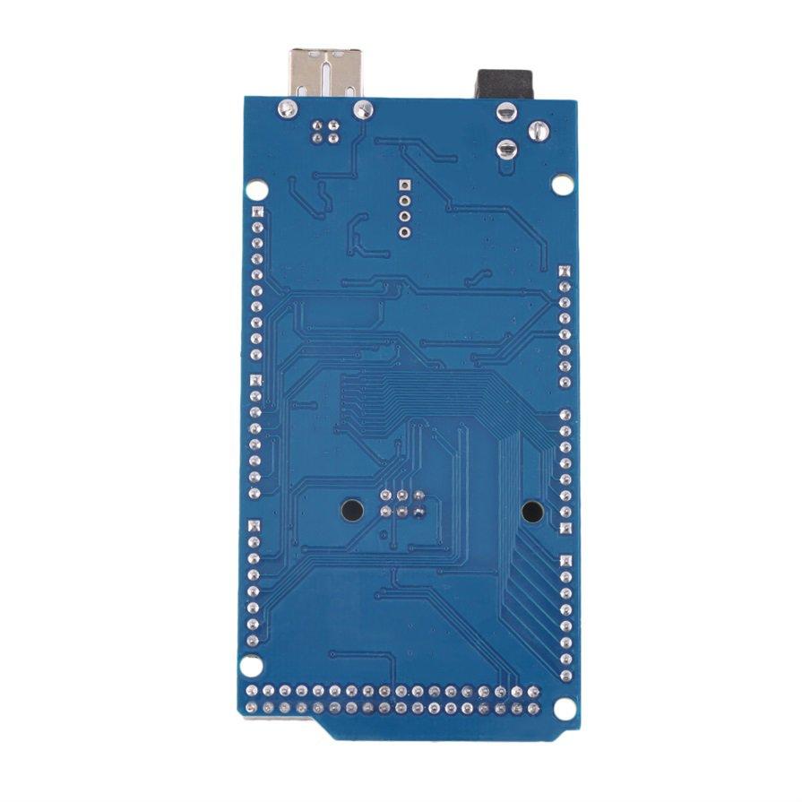 Mega 2560 R3 REV3 ATmega2560-16AU Board USB Cable Compatible For Arduino #*