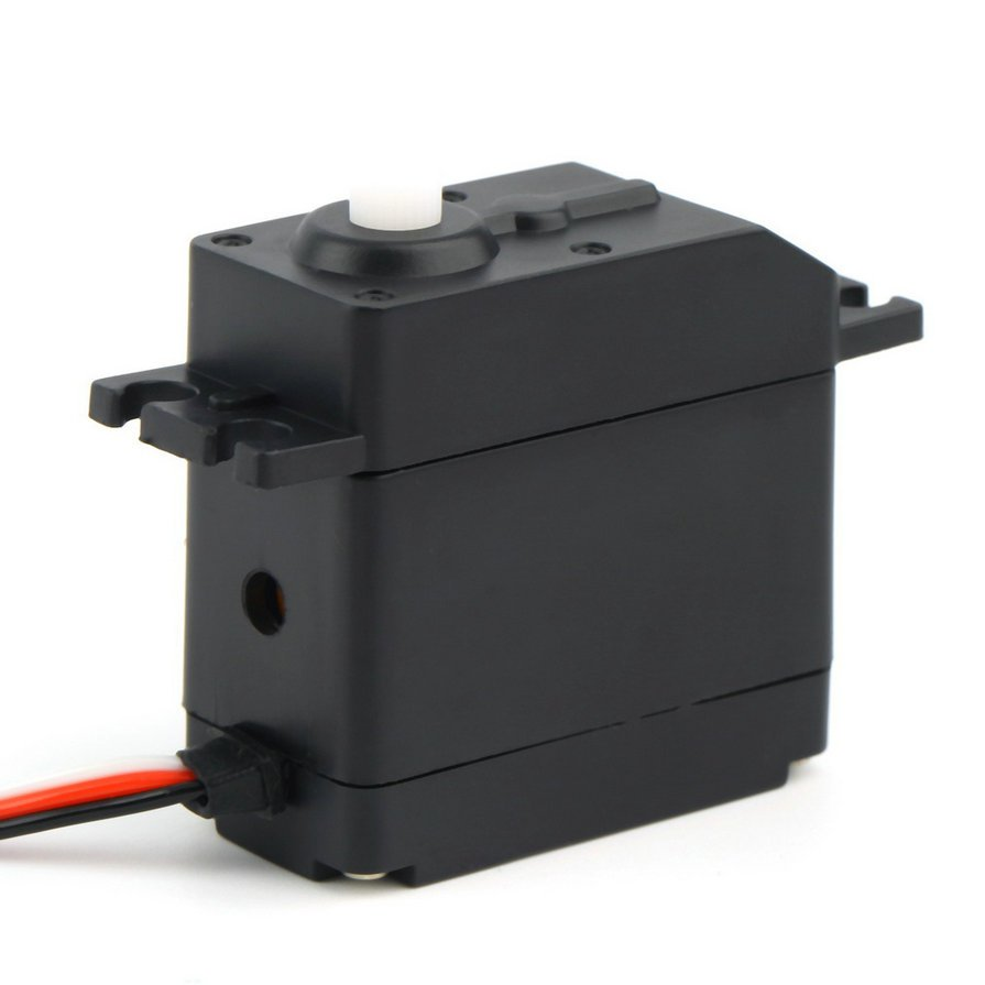 Spring SM-S4303R Large Continuous Rotation 360 Degree Plastic Servo for Robot @*