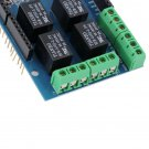 4 Channel 5V Relay Module Board Shield For PIC AVR DSP ARM MCU Arduino HH