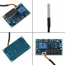 Temperature Display Detector Sensor Module Relay Switch Control Module #S
