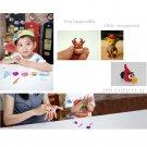 32 Pcs Soft Effect Polymer Clay Plasticine DIY Modelling Craft Art Toys #D