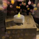 Water Float Simulation Flameless No Smoke Candle Light Safe For Party Wedding HH