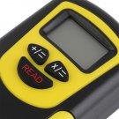 Portable LCD Digital 18m Ultrasonic Laser Distance Measure Meter Tester #R