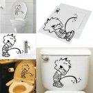 Bad Boy Toilet Seats Home Decor Bathroom Decal Funny Vinyl Sticker Wall Art #A