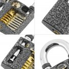 Cutaway Inside View of Practice Padlock Lock Training Skill for Locksmith HS
