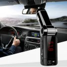 Dual USB LED Display Car Charger FM Transmitter MP3 Stereo Music Player HH