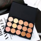 15 Color Professional Makeup Facial Concealer Camouflage Palette Eyeshadow HS