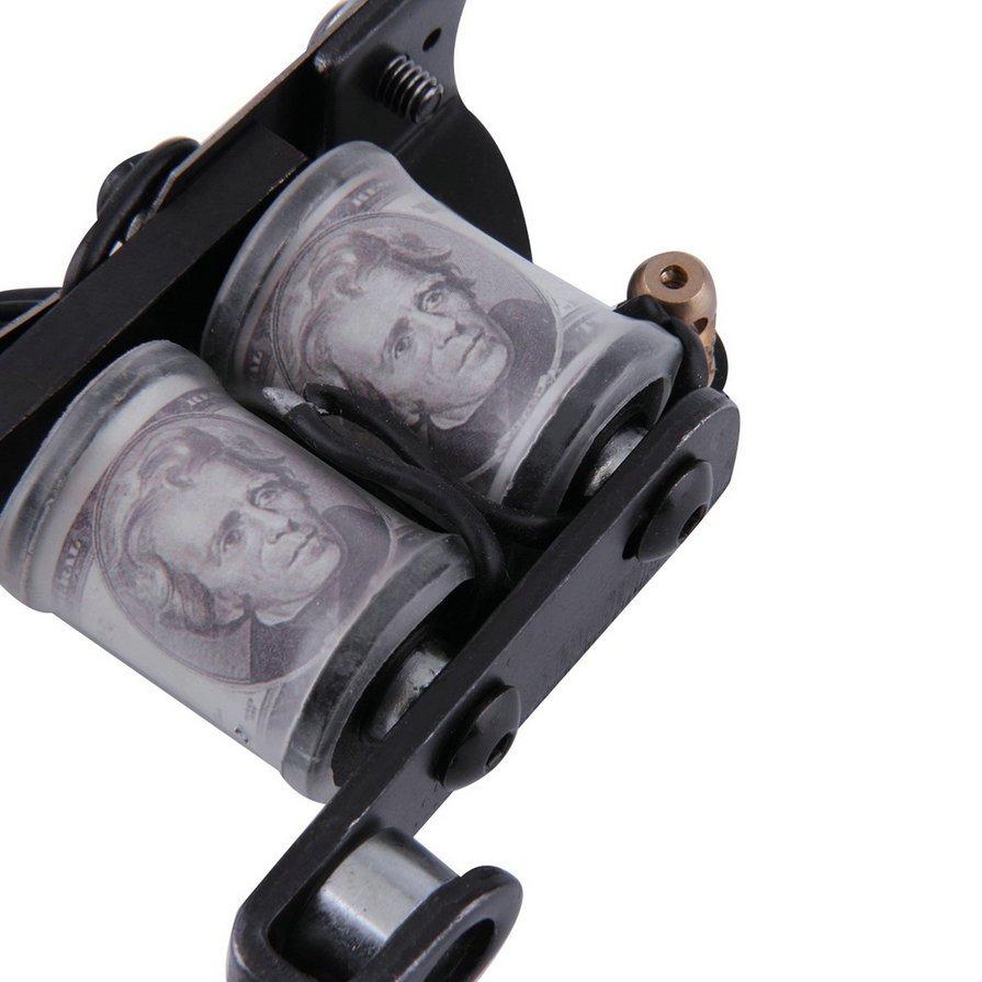 Complete Tattoo Kit Set Equipment Machine Needles Power Supply Gun Inks H5