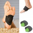 Health Feet Protect Care Pain Arch Support Cushion Footpad Run Up Pad Foot HS