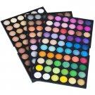 180 Color Makeup Warm EyeShadow Palette Neutral Eye Shadow #h