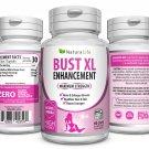 180 Bigger Breast Enlargement Growth Pills Estrogen Enhancer