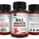 MALE ENHANCEMENT PILLS BOOST LIBIDO STAMINA VITALITY ERECTION ENLARGEMENT SIZE