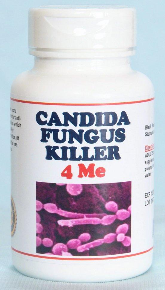 CANDIDIASIS 4 ME- CANDIDA ALBICANS – Prevenir y Tratar