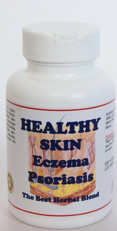 HEALTHY SKIN ECZEMA & PSORIASIS � Prevent and Treat � 100% Natural